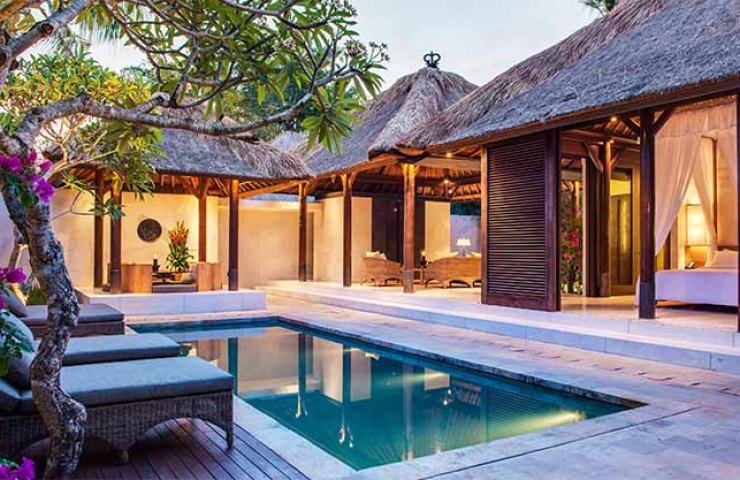 Chedi Club Jimbaran - Villa overview