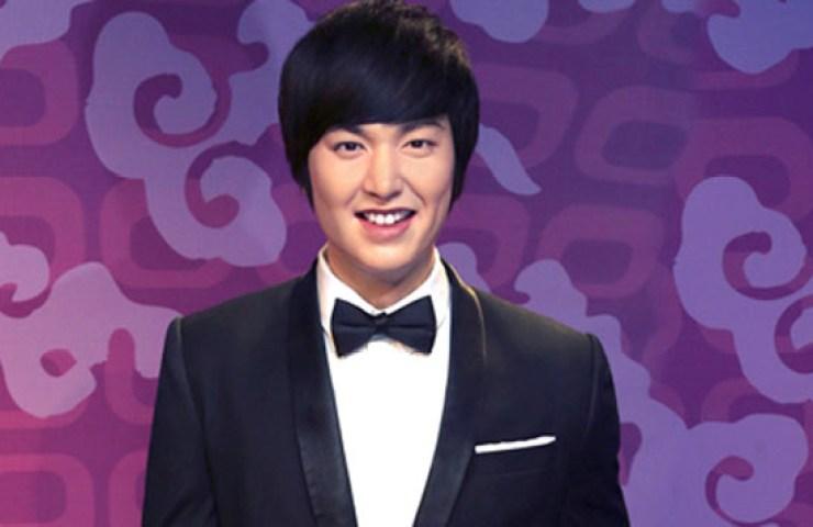 Asia's heartthrob Lee Minho arrives in Hong Kong