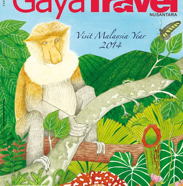 Issue 8.6/9.1 – Visit Malaysia Year 2014