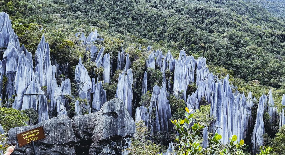 Mystical Caves of Gunung Mulu National Park