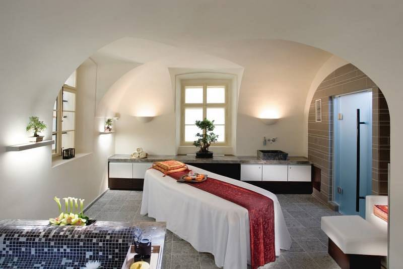 Mandarin Oriental, Prague - Spa Vitality Suite