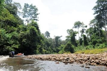 Tembeling River.