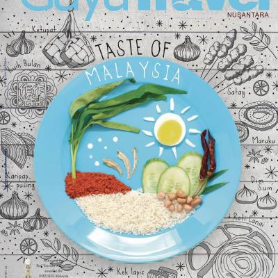 Issue 9.5 - Taste of Malaysia