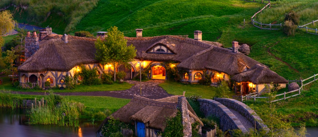 Immerse in The Hobbit Movie Setting by Visiting New Zealand, Home of Middle-earth