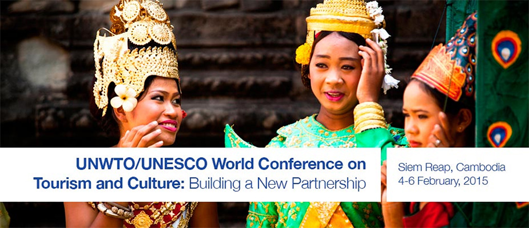 UNWTO and UNESCO to organize first World Conference on Tourism and Culture