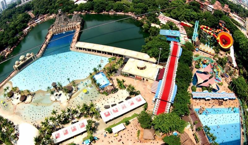 Sunway Lagoon is a unique land of play and leisure that spans over 88 acres, giving it the capability to host events of any size