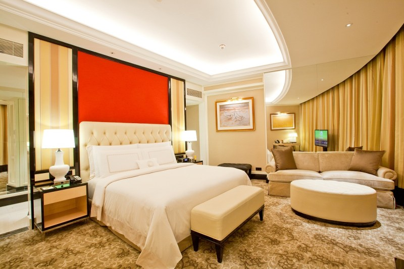 The Trans Luxury Hotel Celebrity Suite