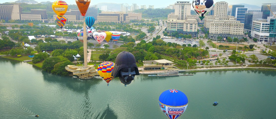 7 Reasons Why You Should Not Miss The 7th Putrajaya International Hot Air Balloon Fiesta