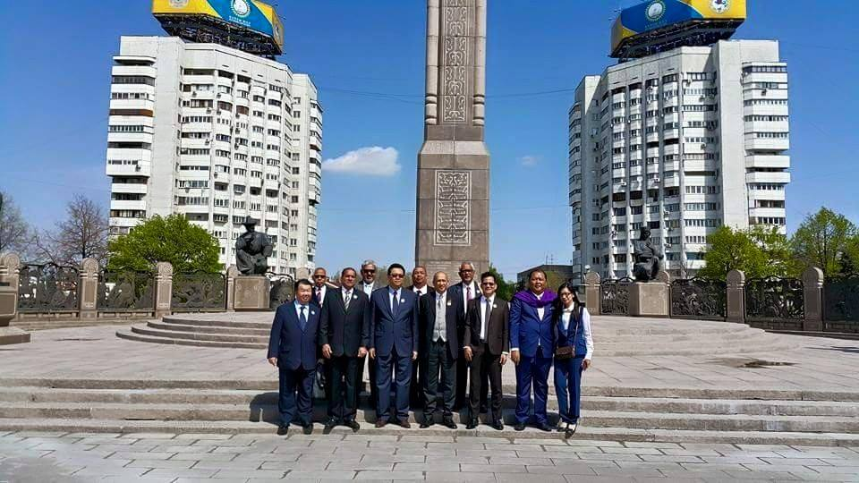 Tourism & Culture Minister Leads Delegation to Promote MyFest in Central Asia