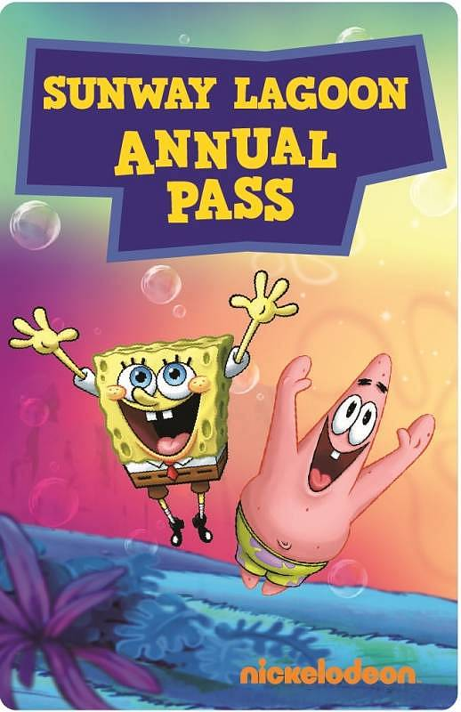 Sunway Lagoon Annual Pass Launch