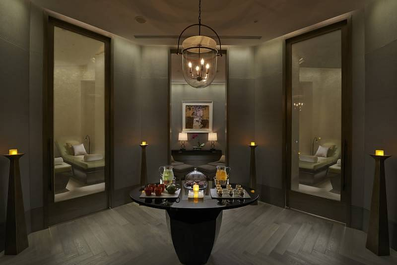 The Spa at Mandarin Oriental Taipei
