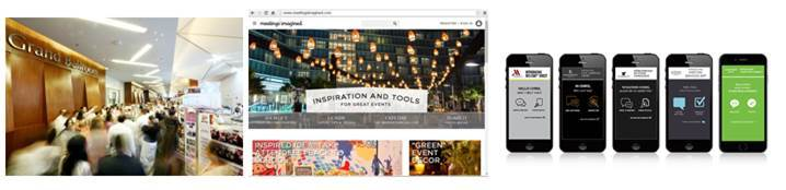 Marriott International Meetings Imagined launched