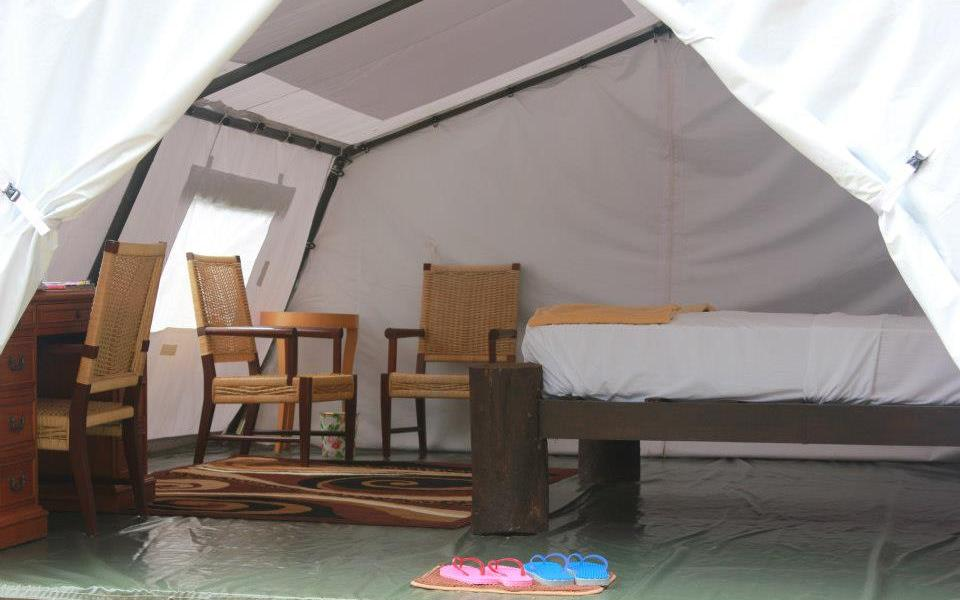 Tourism Malaysia Keen to Promote 'Glamping'