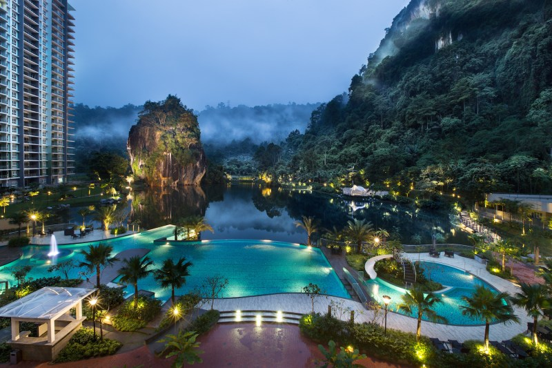 The Haven Ipoh, an Eco-friendly Condotel Amongst Majestic Landscape.