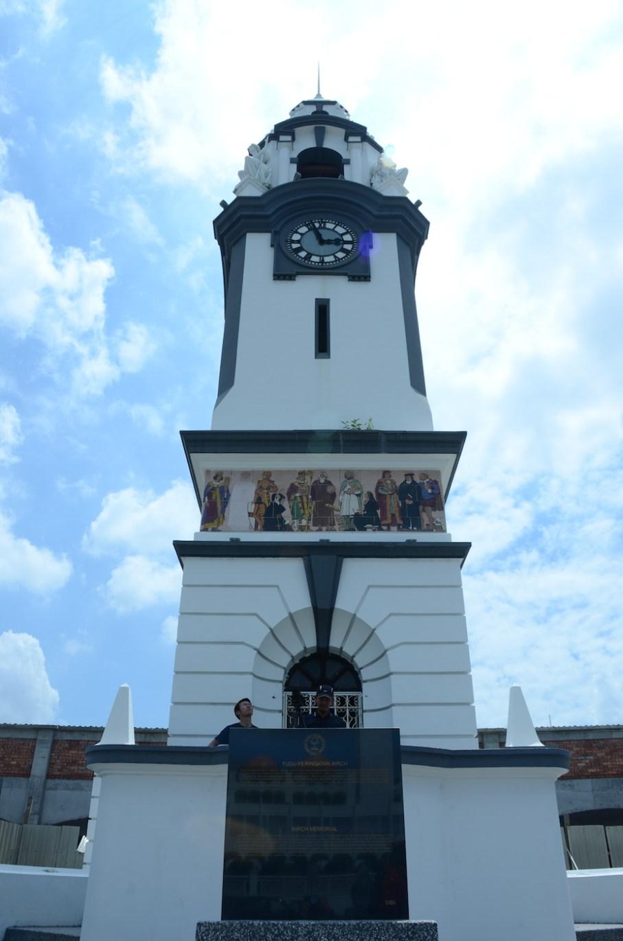Birch Memorial Tower