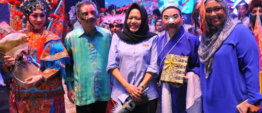Malaysia International Mask Festival 2015