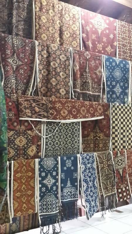 Tenganan Traditional Hand Weaving