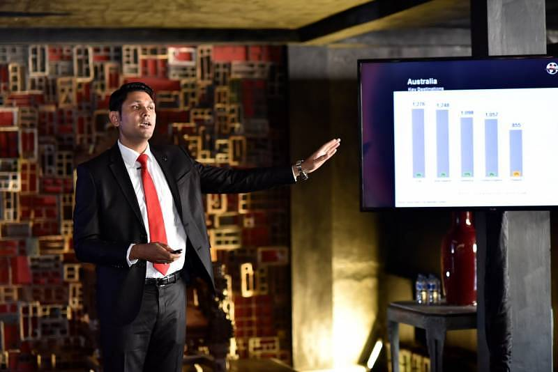 Abdul Rahim Bawa, Vice President of South East Asia Insights and Marketing Analytics at MasterCard, discusses consumer confidence during the Travel Summit