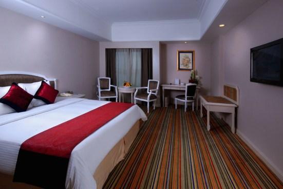 Berjaya WaterFront Hotel, JB-Deluxe room