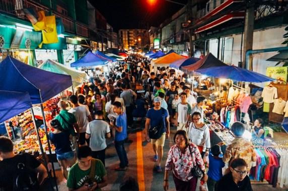 Chiang Mai-Night Market