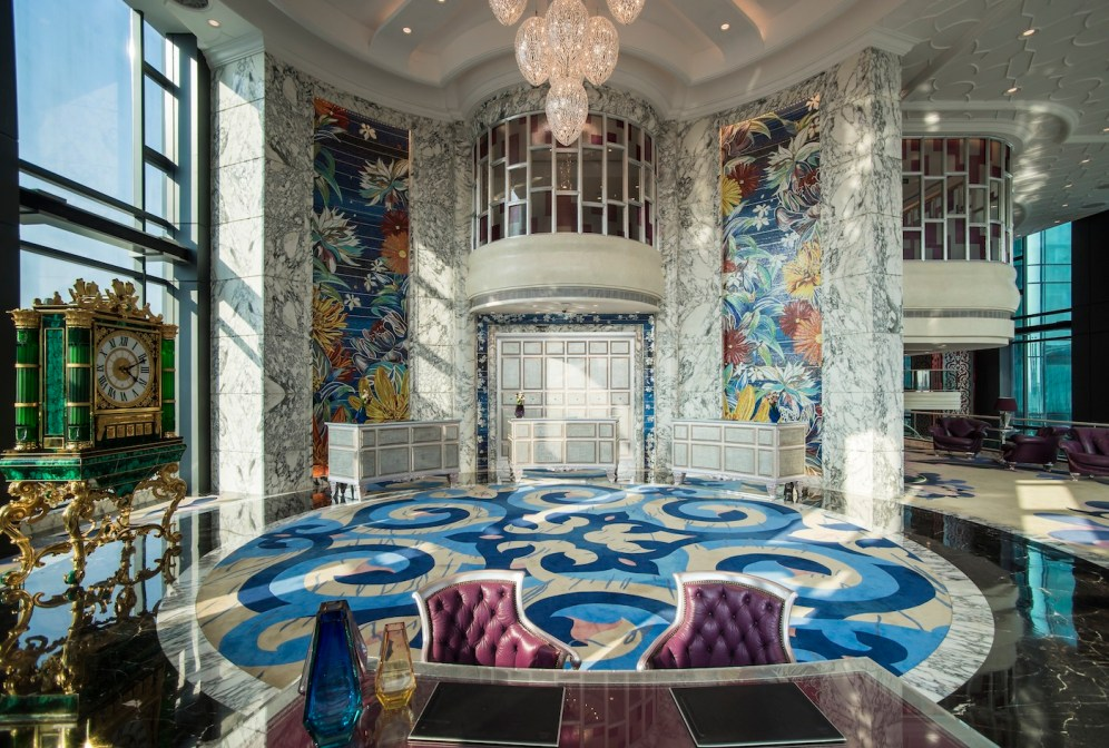 The Reverie Saigon - Main Lobby
