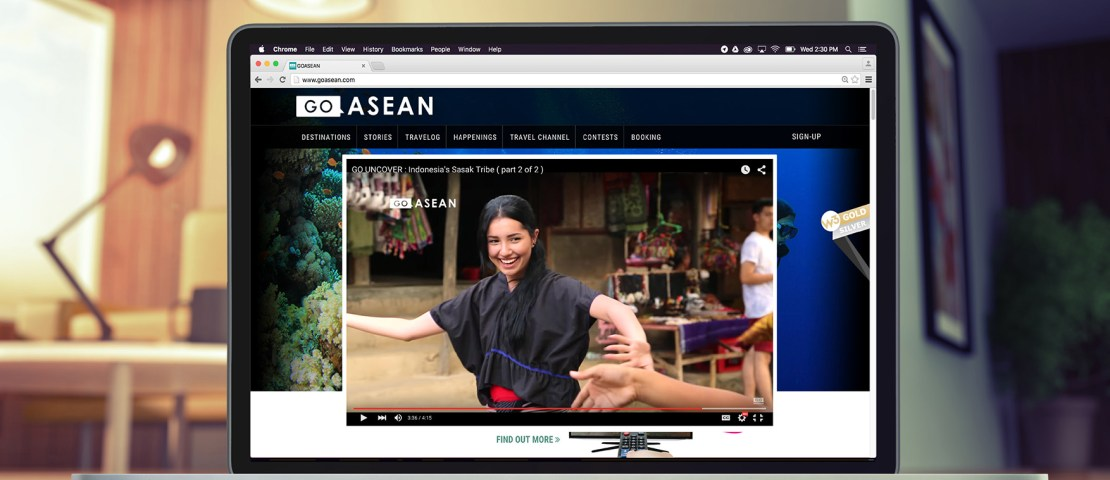 GoASEAN.com Wins Gold and Silver Awards for Best Travel and Tourism Website Presented by W3