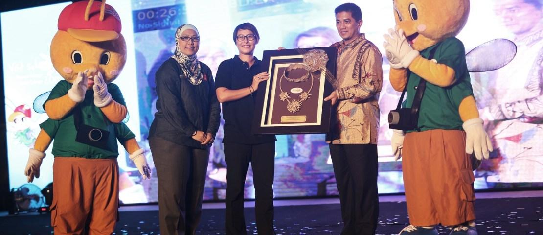 It's Selangor's Turn, Puan Noorul Ashikin Mohd. Din, GM Tourism Selangor.
