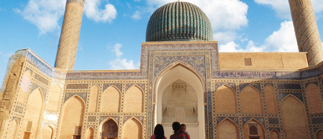 Uzbekistan, The Gateway To The Ancient Silk Route