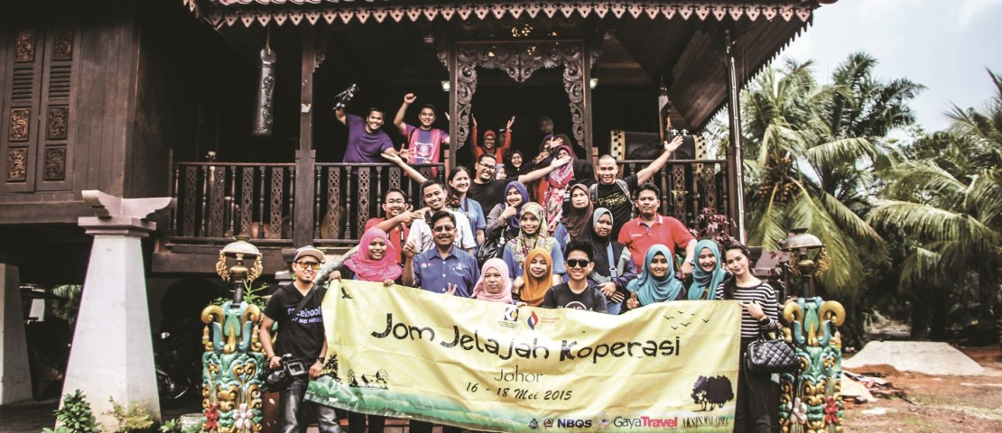 Jom Jelajah Koperasi Johor 2015