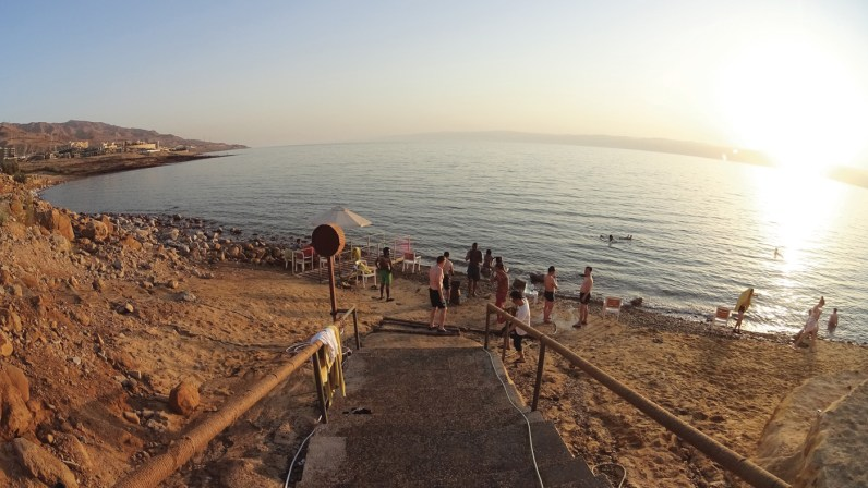 Accessing the world's saltiest waters through Moevenpick Dead Sea