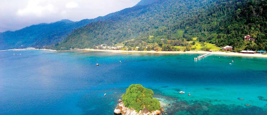 Escaping to Paradise that is Tioman