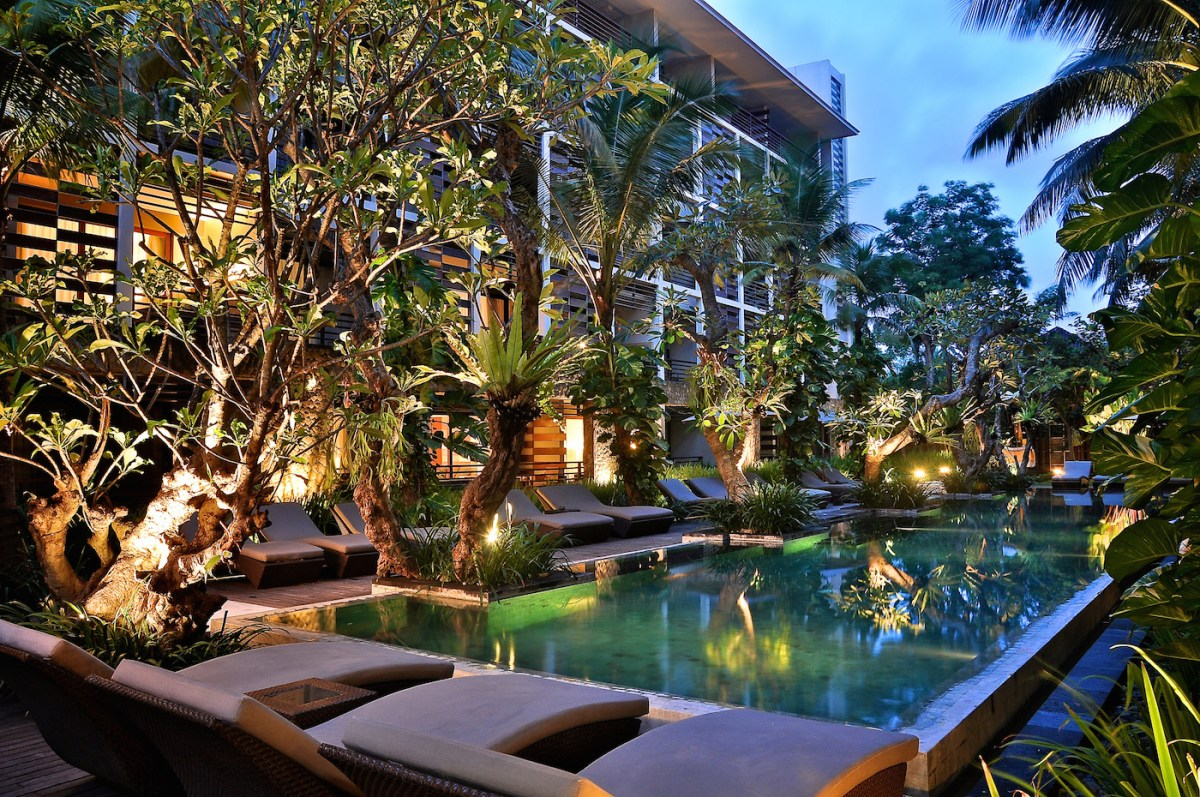 THE HAVEN Bali Seminyak Suite Room