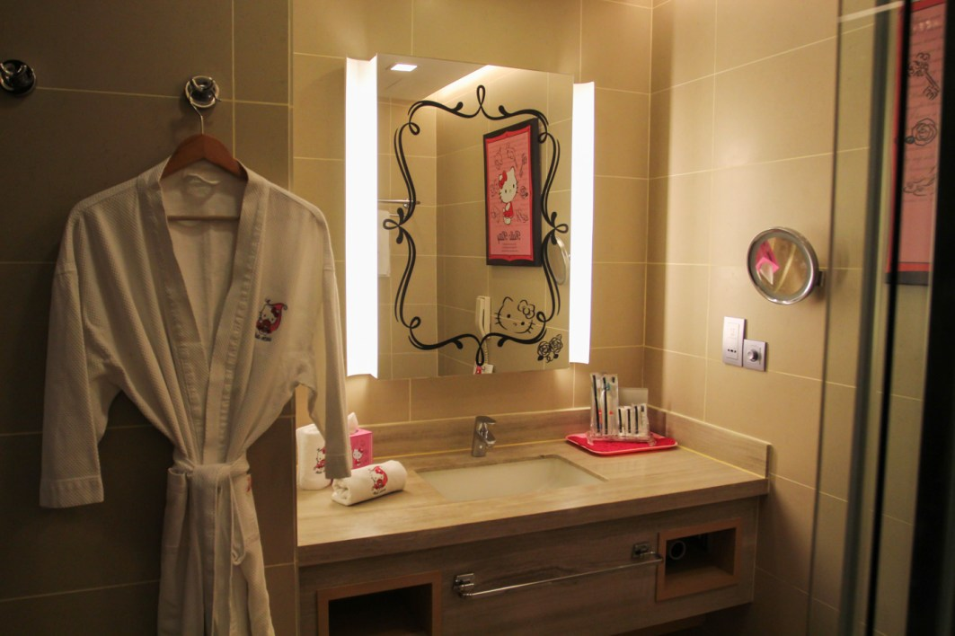 Hotel Jen & SANRIO HELLO KITTY Hotel Rooms showcase