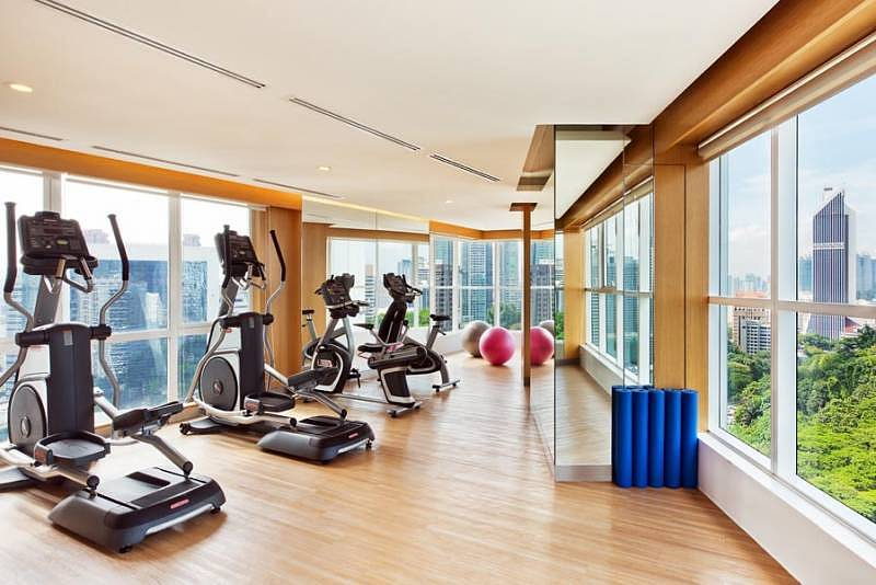 Oasia Suites KL - Gym 3