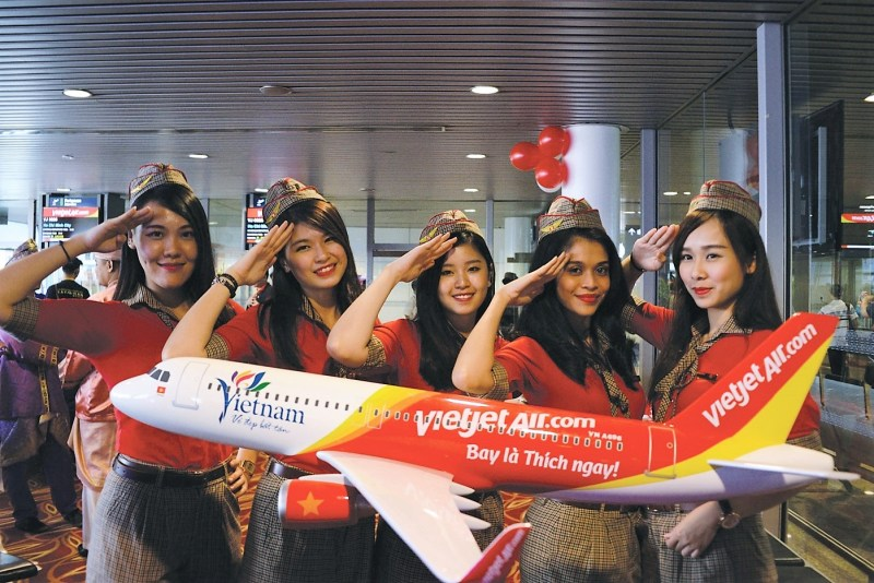VietJet Launched Direct Flight between Kuala Lumpur and Ho Chi Minh City
