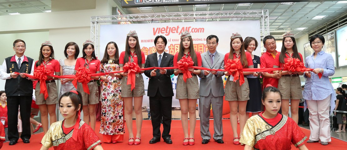 Vietjet launches new international route from Ho Chi Minh City to Tainan