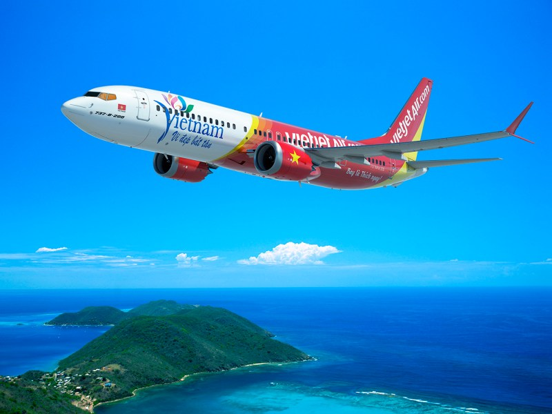 "Vietjet Launches ""Zero Dollar"" Tickets for Southeast Asian Routes"