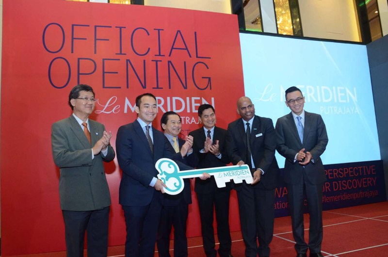 Le Meridien Expands Footprint in Malaysia with the debut of Le Meridien Putrajaya