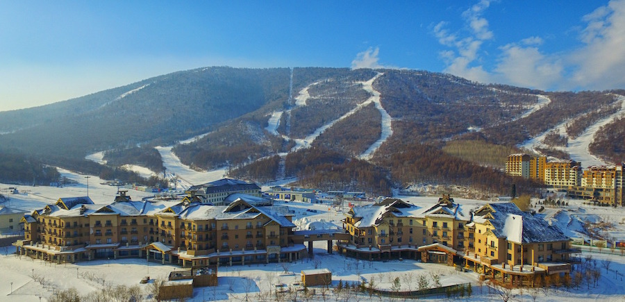Club Med Continues Its Expansion In China With Second Ski Resort In Beidahu