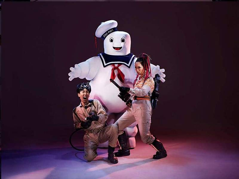 Ghostbuster's Live! – Explore the Ghostbusters world like never before with an ultra-fun ghost-hunting experience.