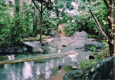Oita Hot Spring Trail