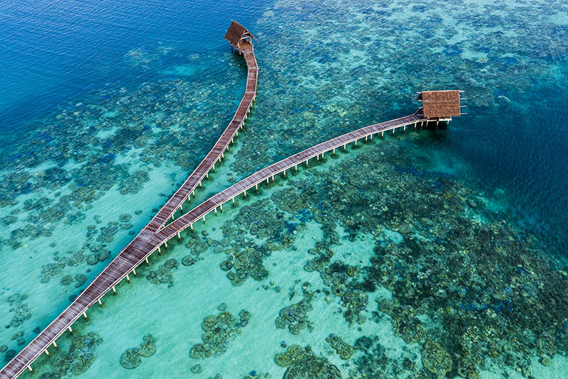 New Natural Luxury Resort Hideaway – Bawah Private Island to Be Unveiled in 2017