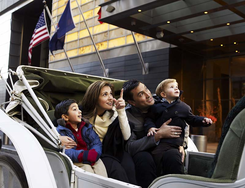 Mandarin Oriental, New York Welcomes Adults And Children Alike To Experience The Festive Joy Of The Holidays