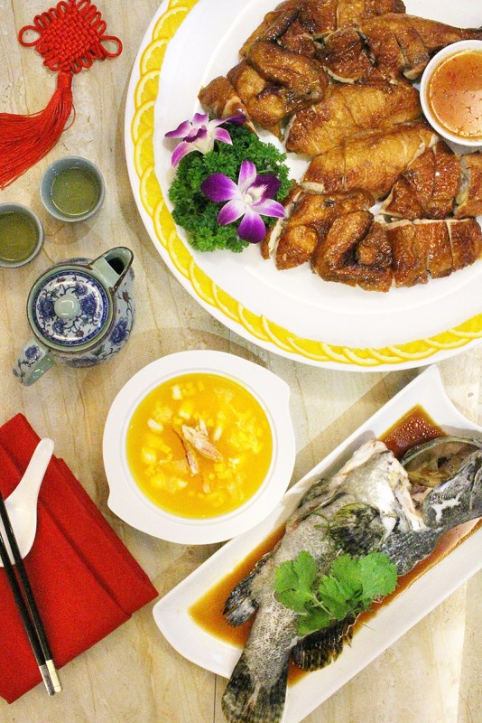 Tasteful Moments at Zuan Yuan Chinese Restaurant One World Hotel