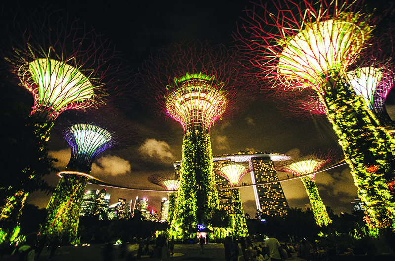 Singapore, the All-round BTMICE Destination