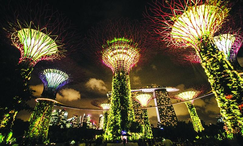 Singapore, the All-round BTMICE Destination