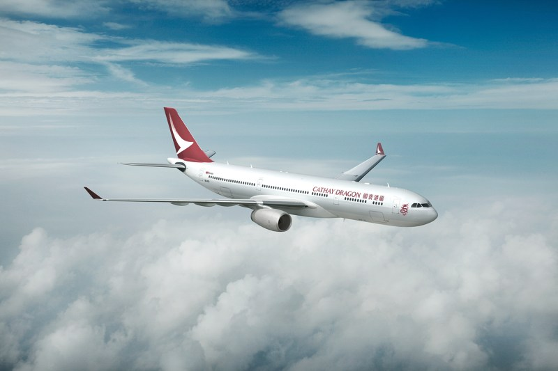 Cathay Dragon celebrates the launch of an exciting new era