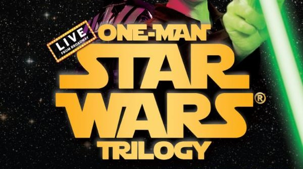One-Man Star Wars Trilogy Featuring Charles Ross