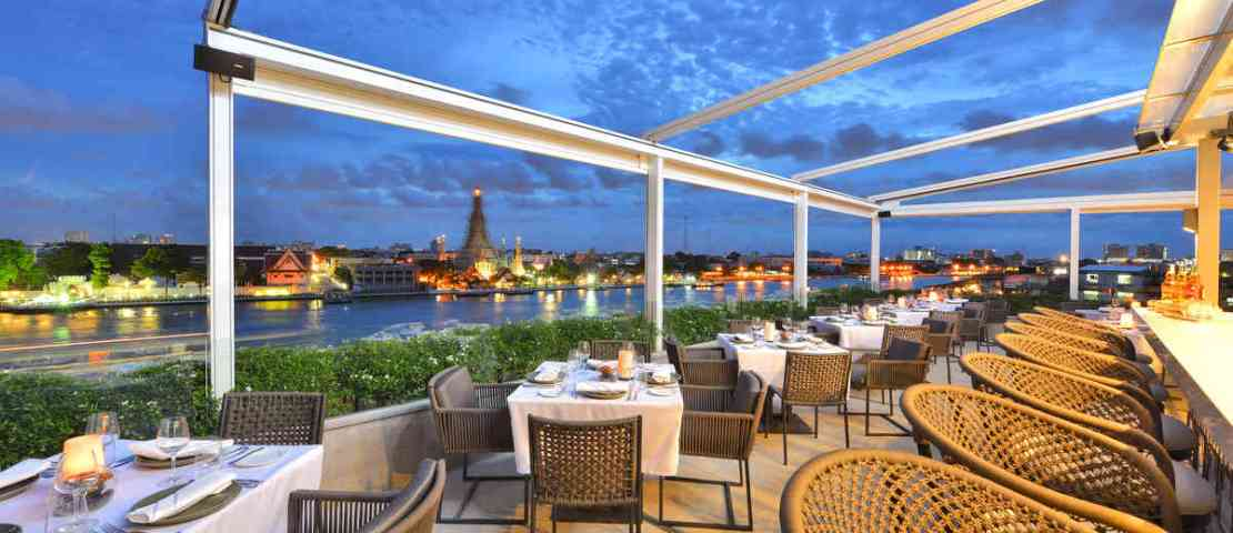 Sanctuary In The City: Bangkok's Boutique Riverside Hotels