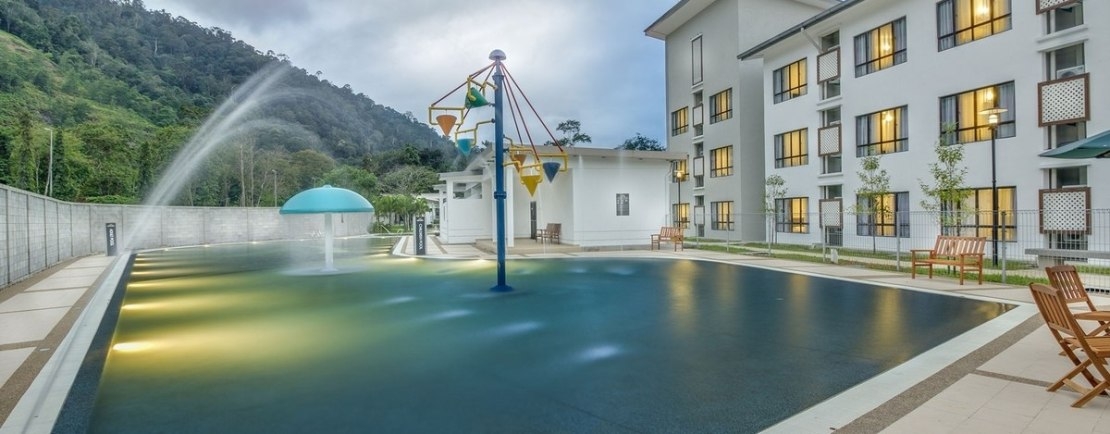 10 Best Hotel Swimming Pools In Malaysia Gaya Travel